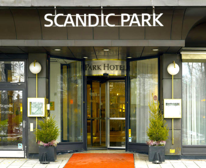 Scandic Park, Stockholm